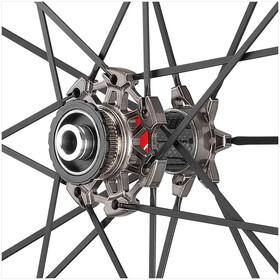 "Fulcrum Racing Zero Wheelset Road 28"" HG 8-11-speed Disc CL Clincher TL black"